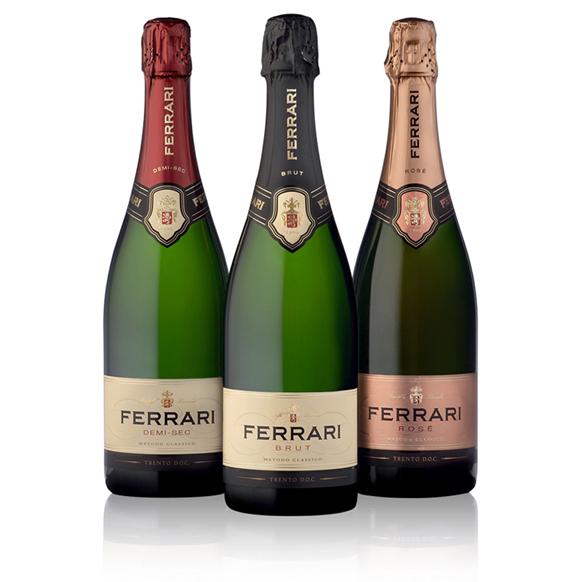 Ferrari Champagne Spumante Ferrari Brand D Eccellenza