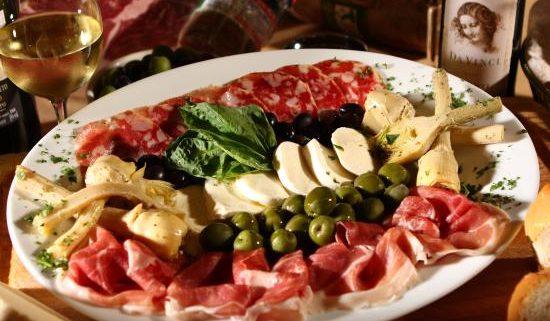 gli antipasti tipici della cucina italiana cda market