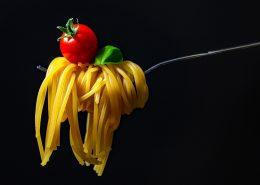 Esportazione cibo italiano