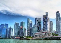 Cucina italiana a Singapore